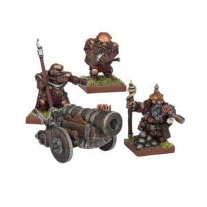 Dwarf Bombard