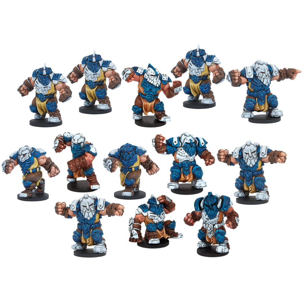 Midgard Delvers: Forge Fathers Team (Mantic Direct)