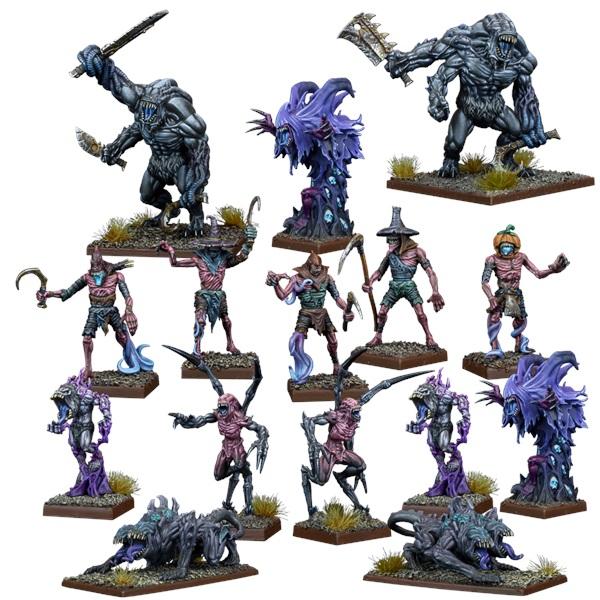 Nightstalker Warband Set