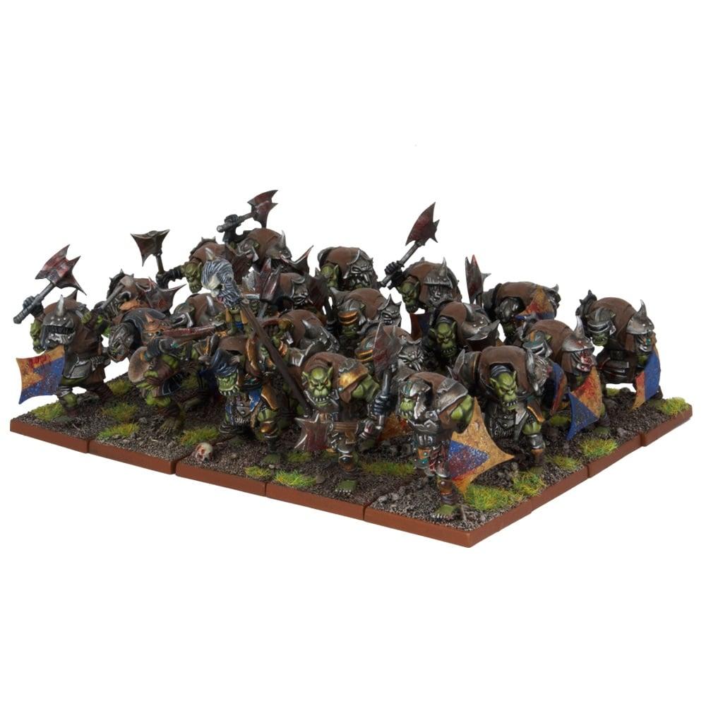 Orc Ax Regiment
