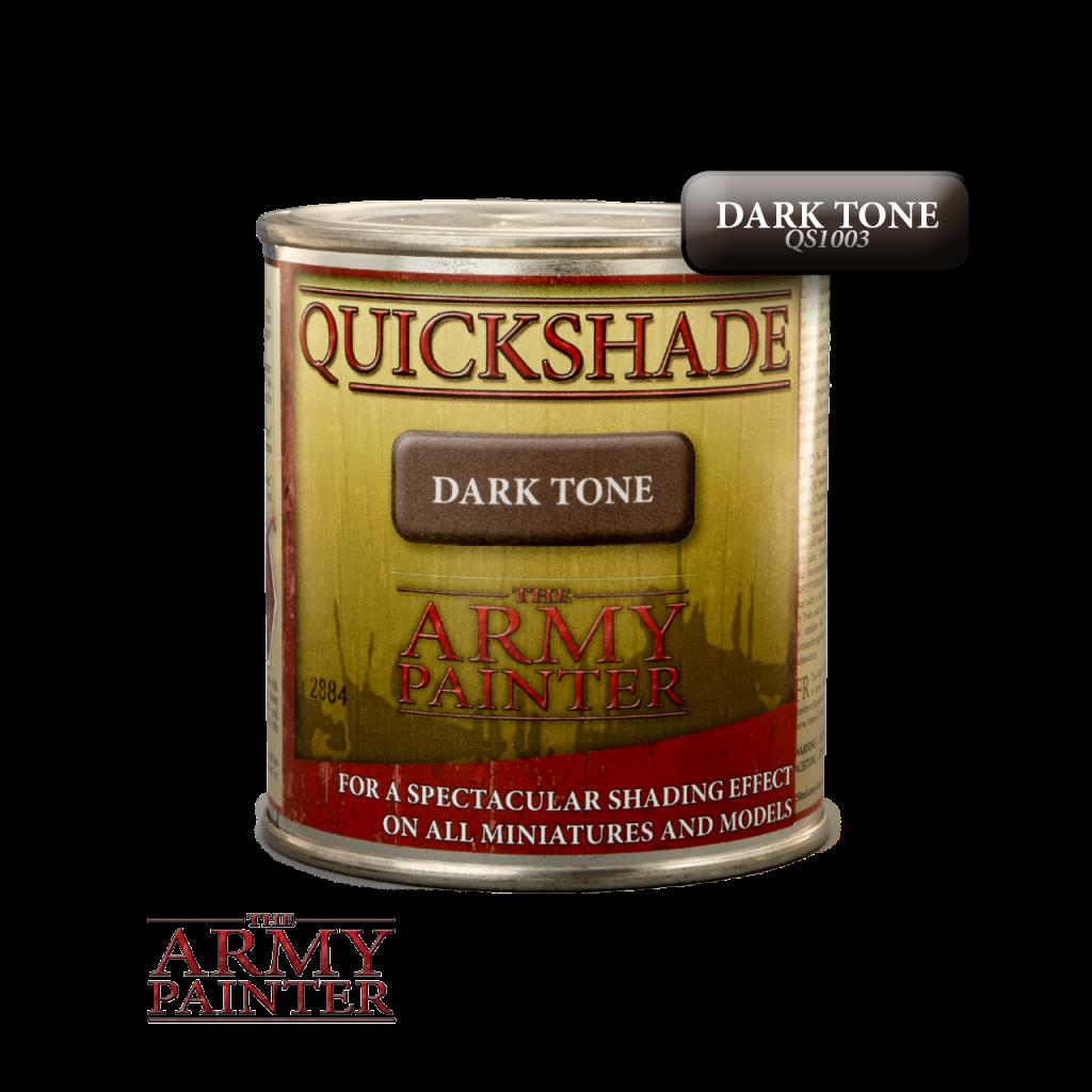 Army Painter Quickshade, Dark Tone