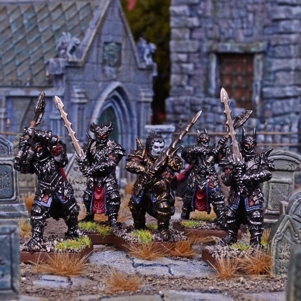Undead Soul Reaver Infantry Troop