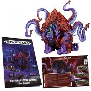 Star Saga: Nameless Goliath Expansion