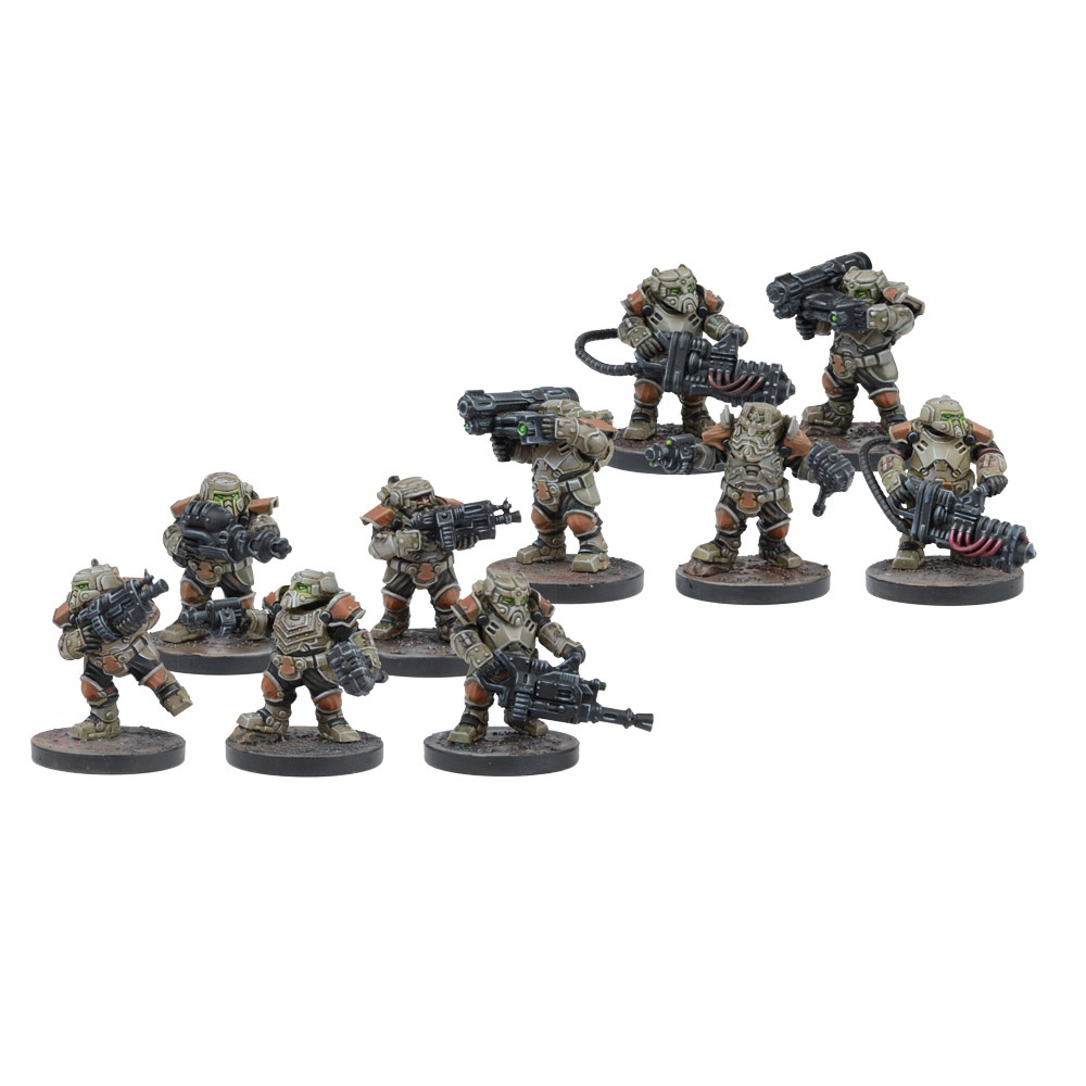 Forge Fathers Steel Warriors
