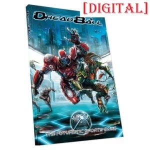 DreadBall Captain Cards Digital Download