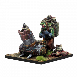 Goblin Support Pack: Mawpup Launcher