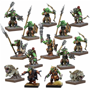 Vanguard Goblin Warband