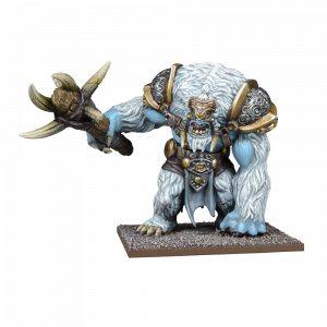 Northern Alliance Snow Troll Prime Upgrade (Mantic Direct)