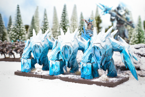 Northern Alliance Ice Elemental Regiment