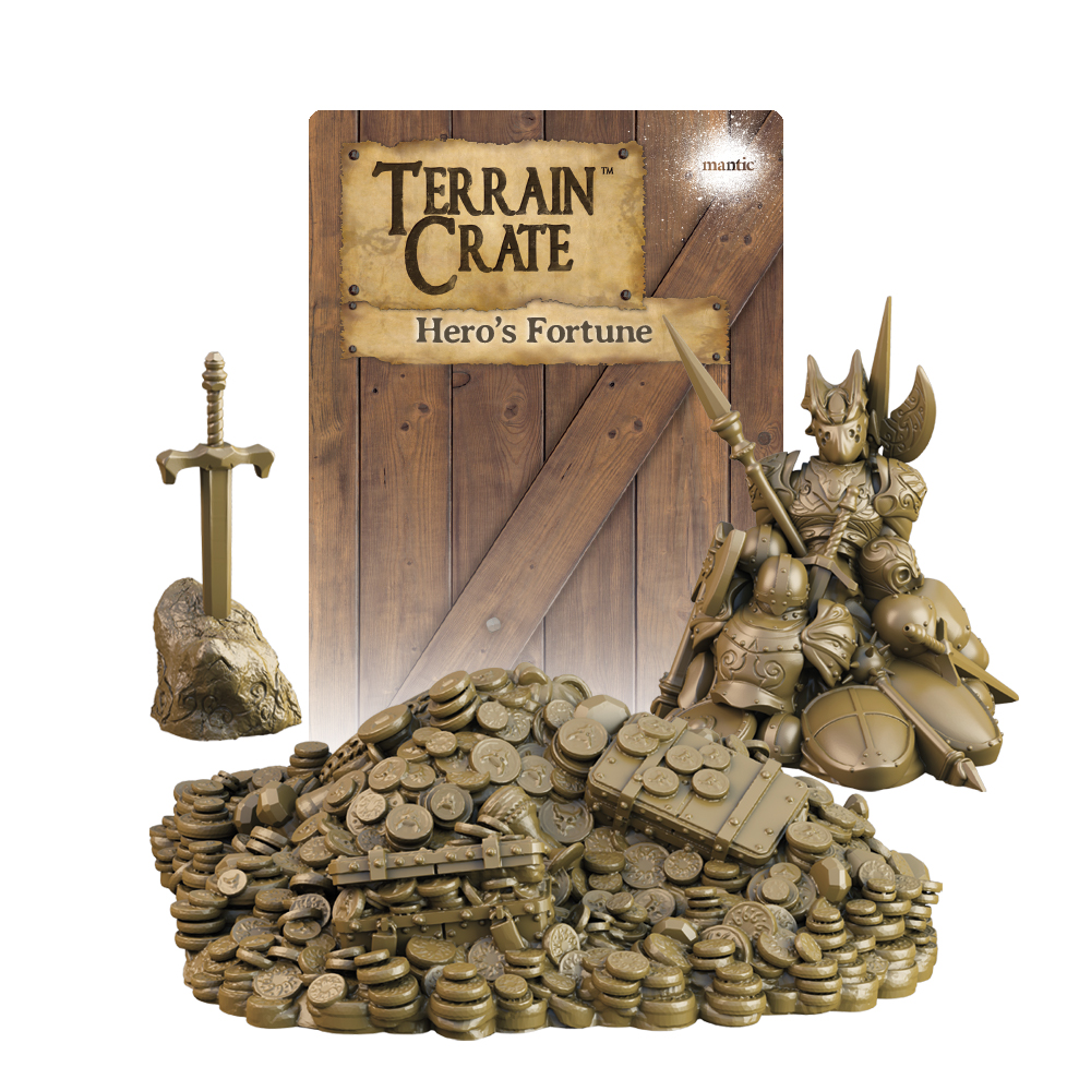 Terrain Crate Hero's Fortune