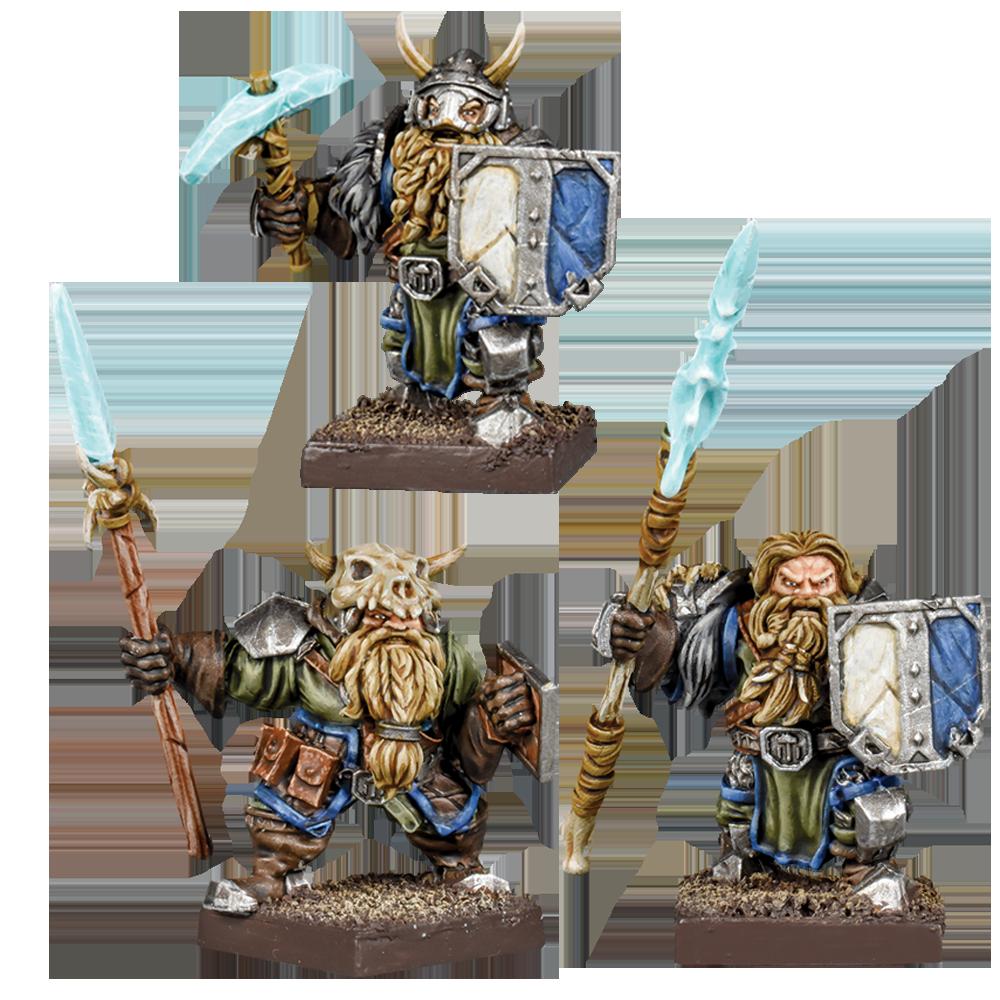 Northern Alliance Dwarf Clansmen Reinforcements