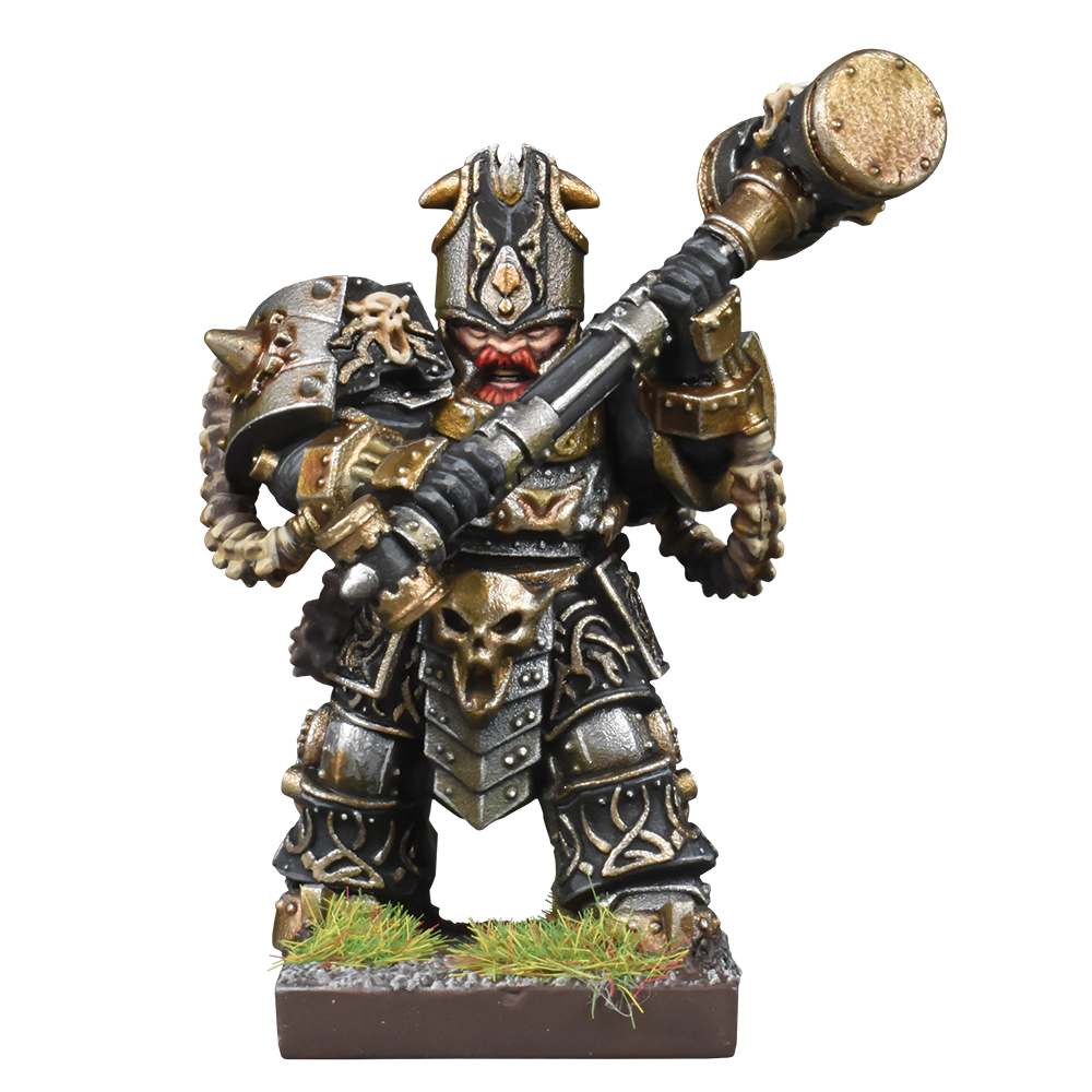 Abyssal Dwarf Overmaster (Mantic Direct)