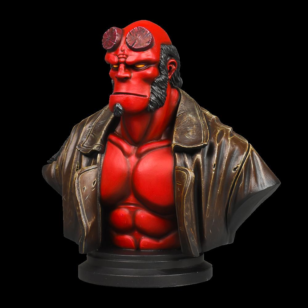 Hellboy Collector's Bust