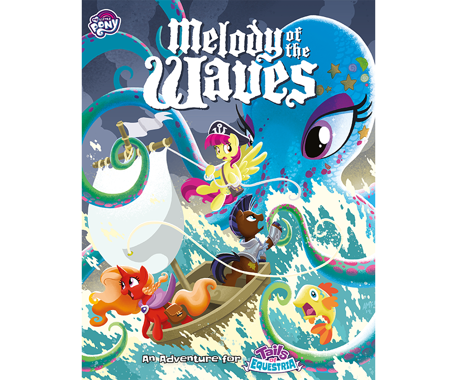 Tails of Equestria: Melody of the Waves