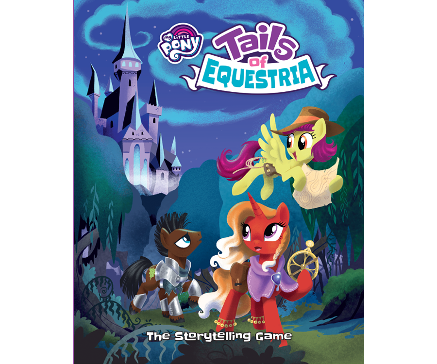 Tails of Equestria: The Storytelling Game