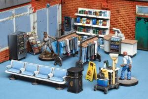 TerrainCrate: Quicki-Mart