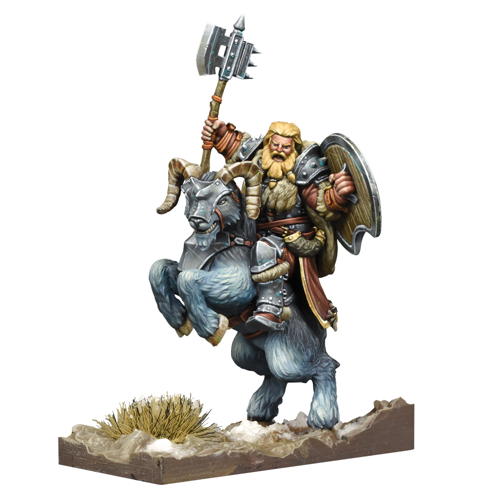 Northern Alliance Clarion (Mantic Direct)