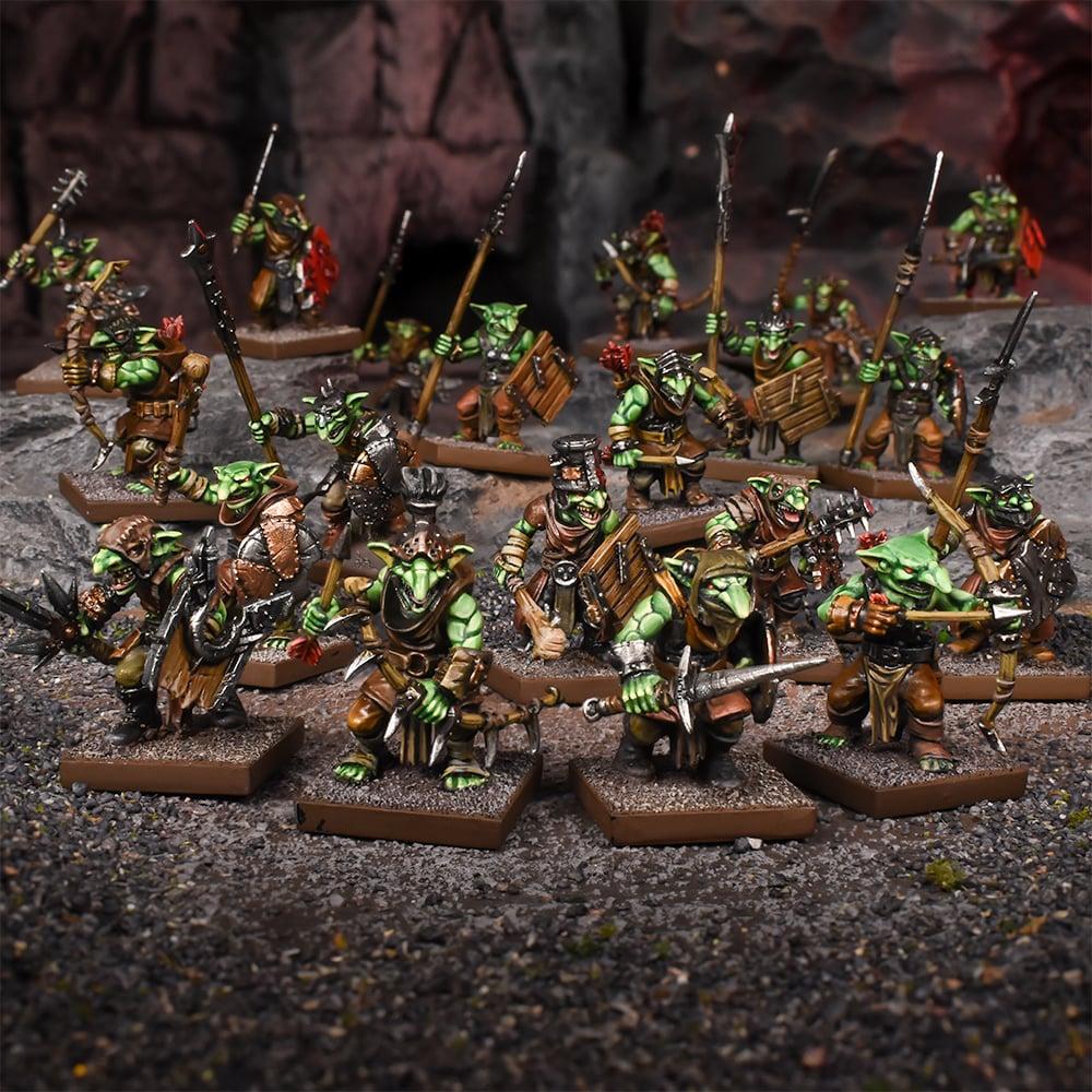 Goblin Regiment 2020