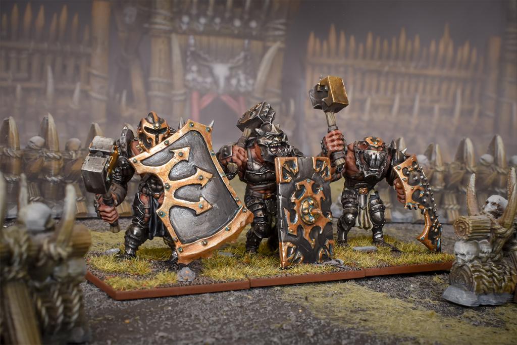 Ogre Siege Breakers Regiment