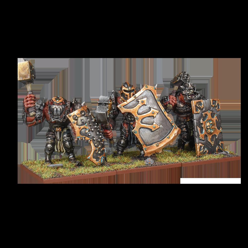 Ogre Siegebreakers Upgrade (Mantic Direct)