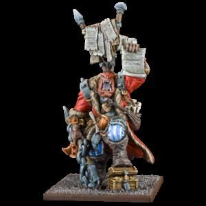 Ogre Paymaster (Mantic Direct)