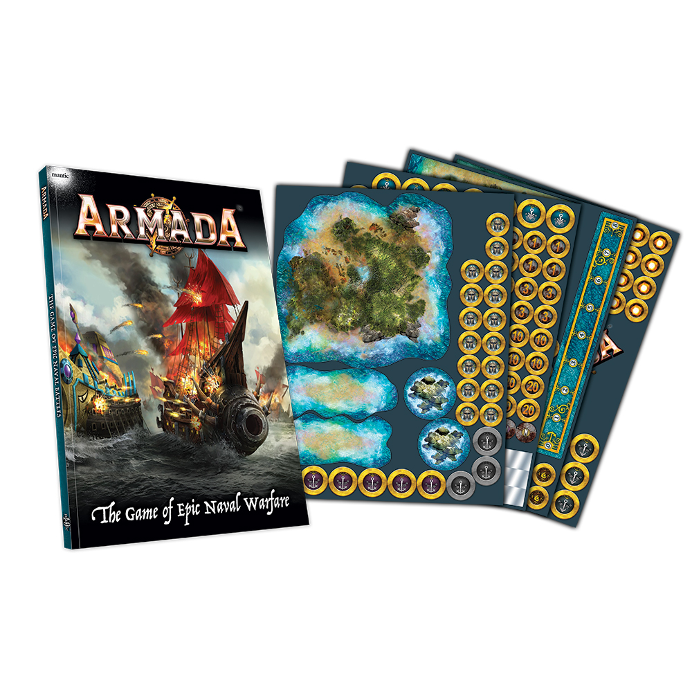Armada Rulebook and Templates