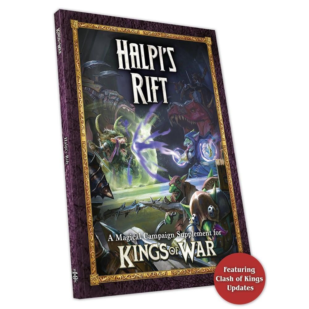 Clash of Kings 2021: Halpi's Rift