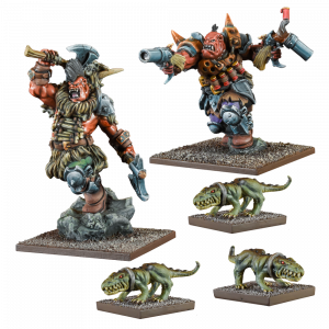 Ogre Warband Booster