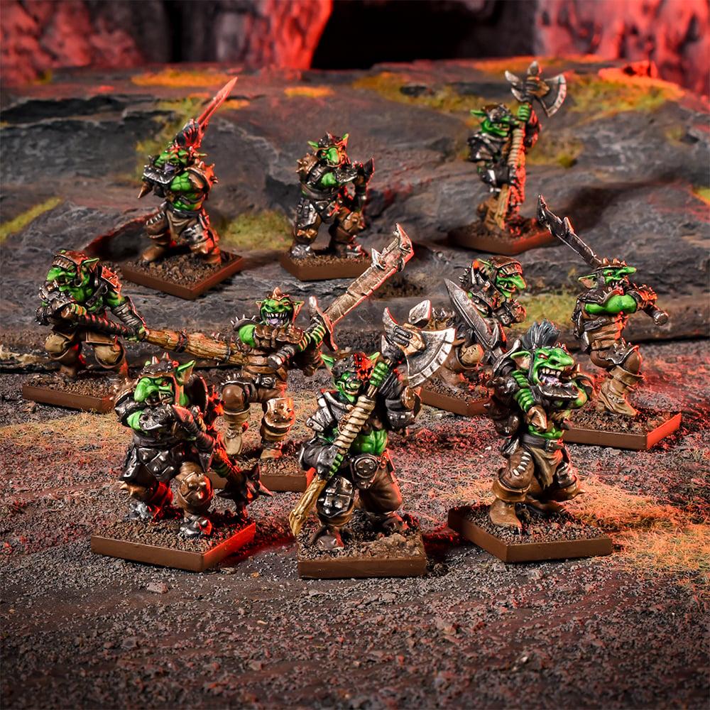 Goblin Luggits Troop