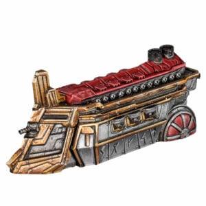 Dwarf RuneAxe