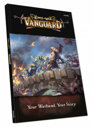 Kings of War Vanguard – Digital Rulebook