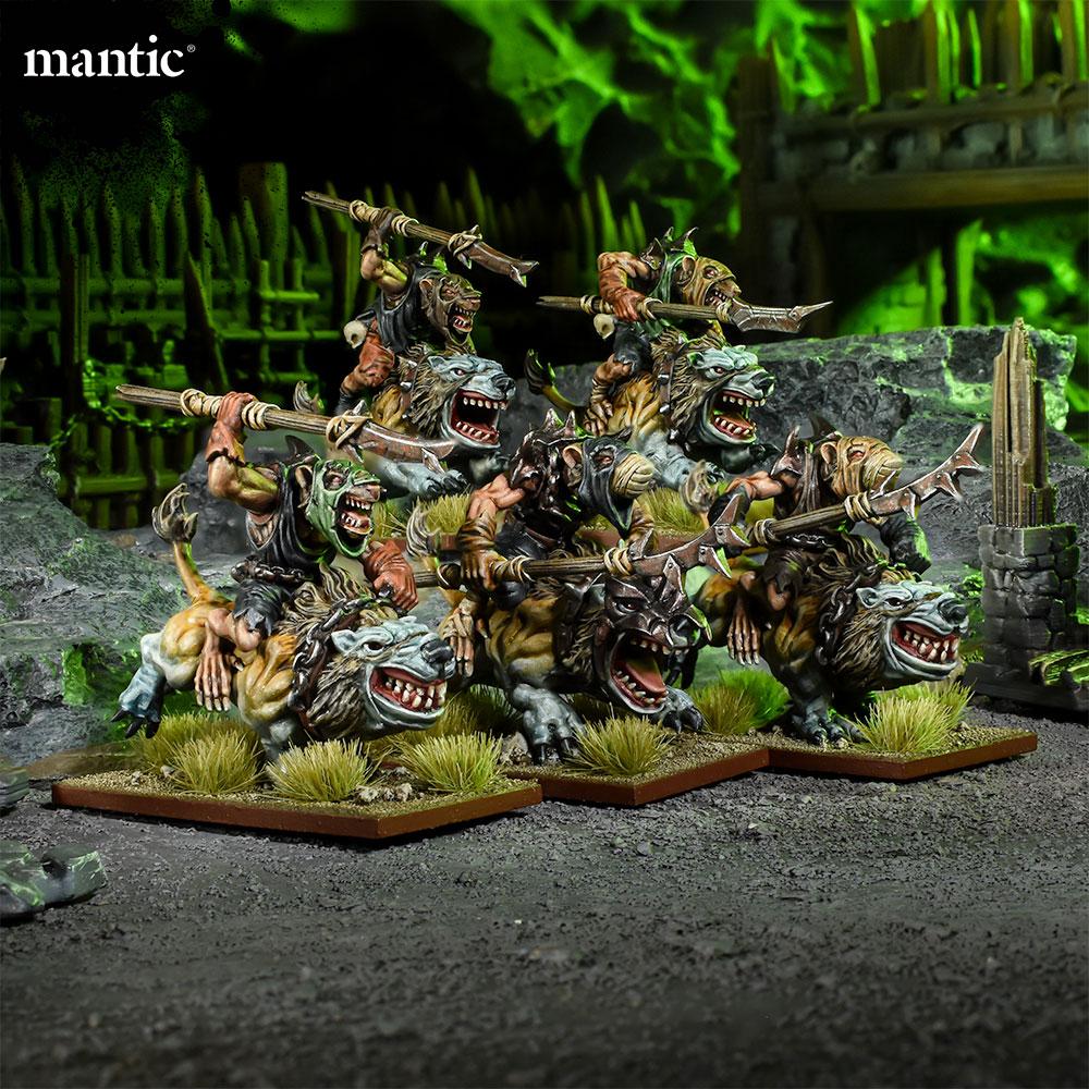 Ratkin Hackpaws Troop