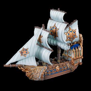 Armada Basilean Abbess