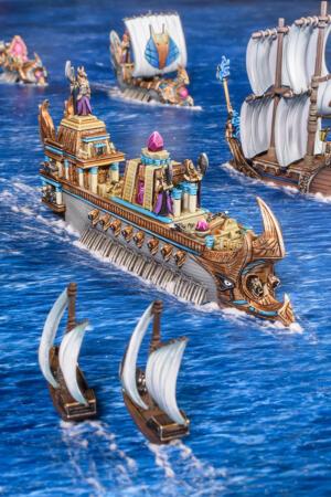 Armada Empire of Dust Monolith colour
