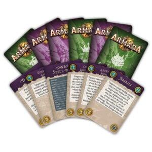 Armada Magic Cards