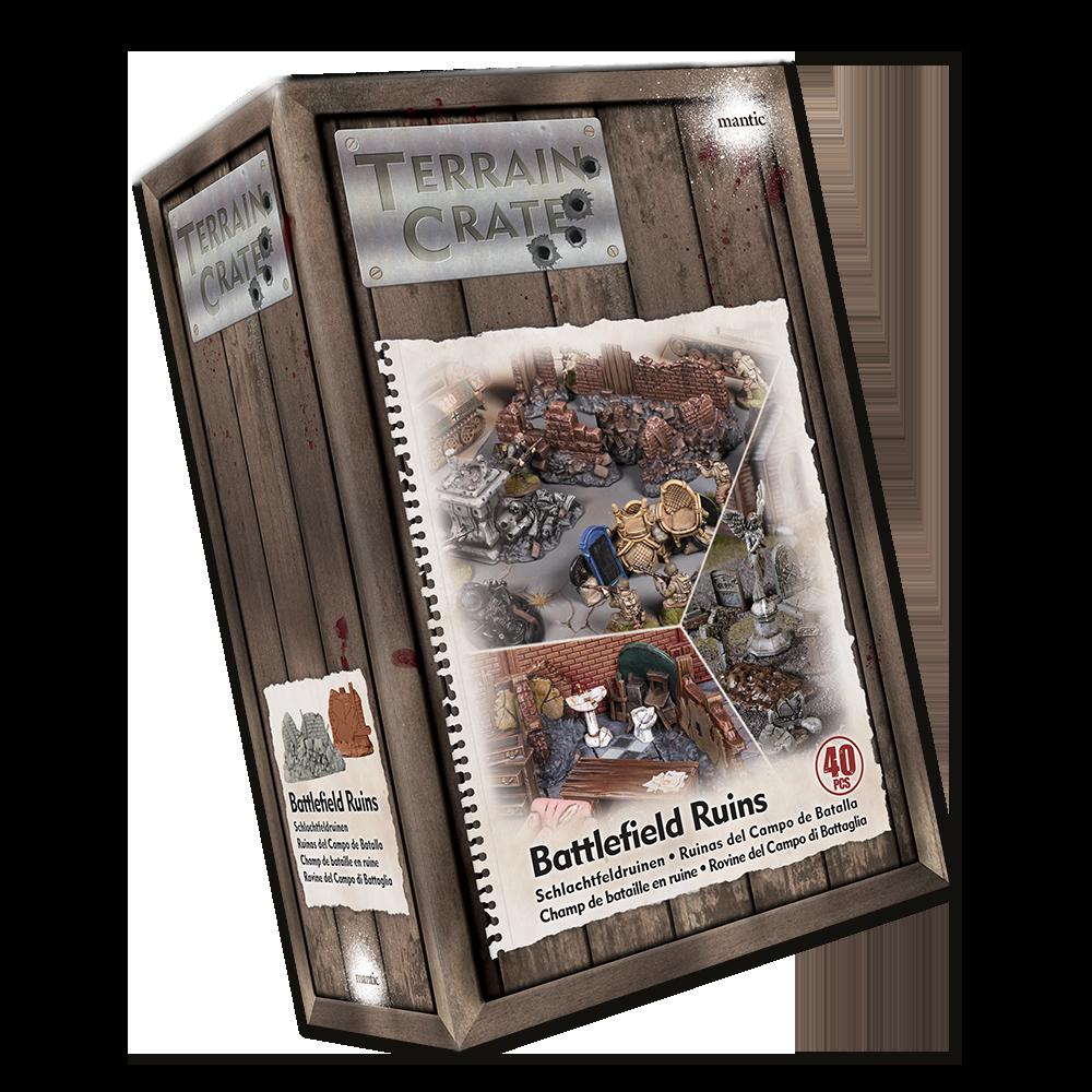 TerrainCrate: Battlefield Ruins
