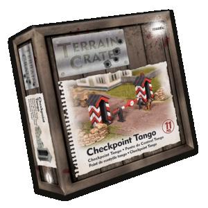 TerrainCrate: Checkpoint Tango