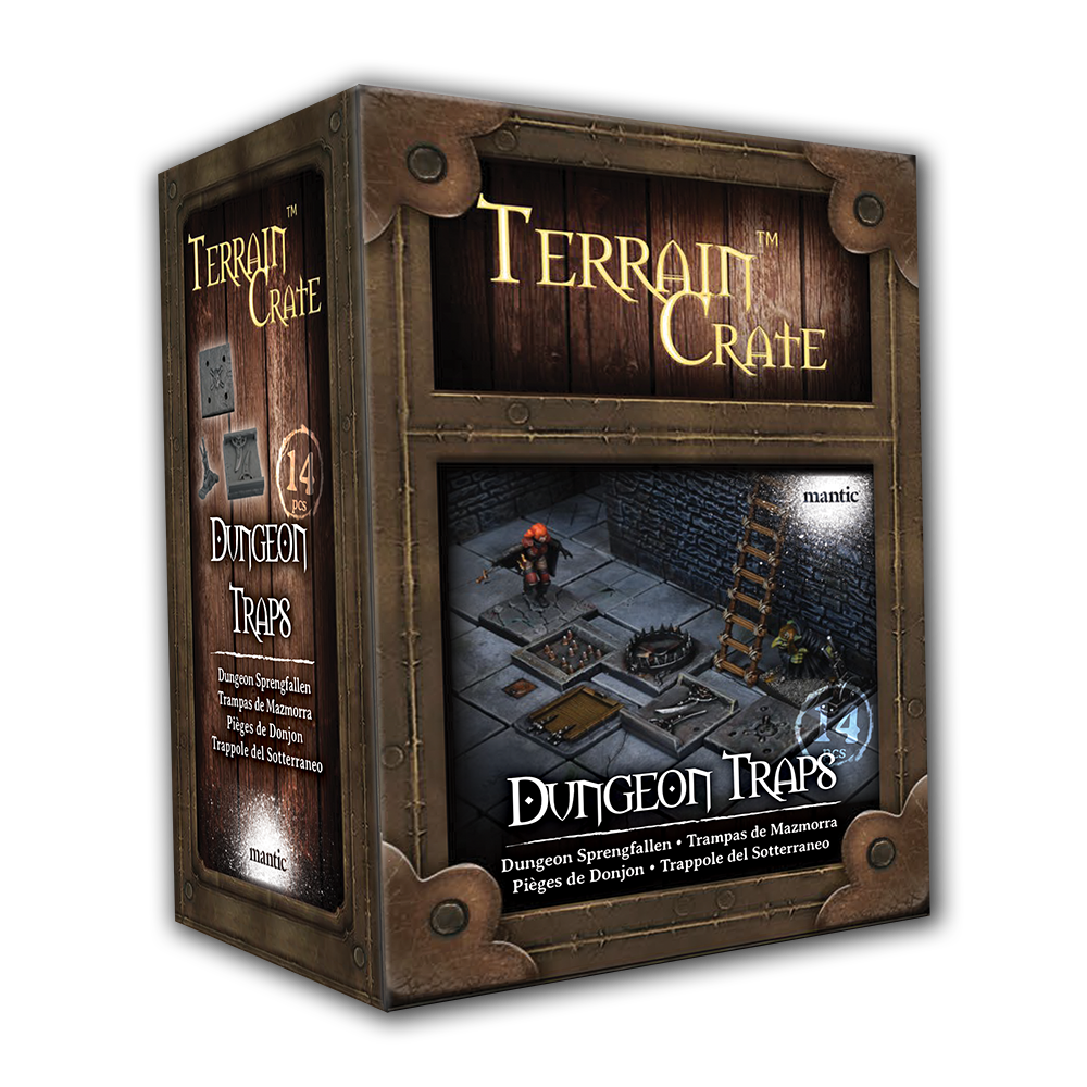 Dungeon Traps