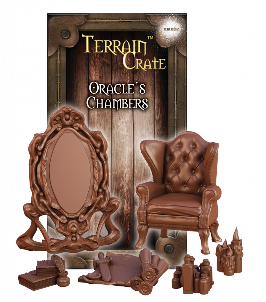 Oracle's Chambers