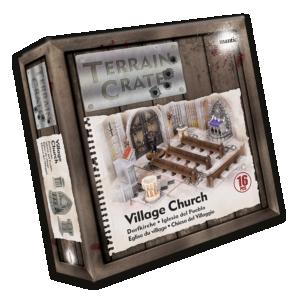 TerrainCrate: Village Church