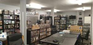 Mantic Shop refurb
