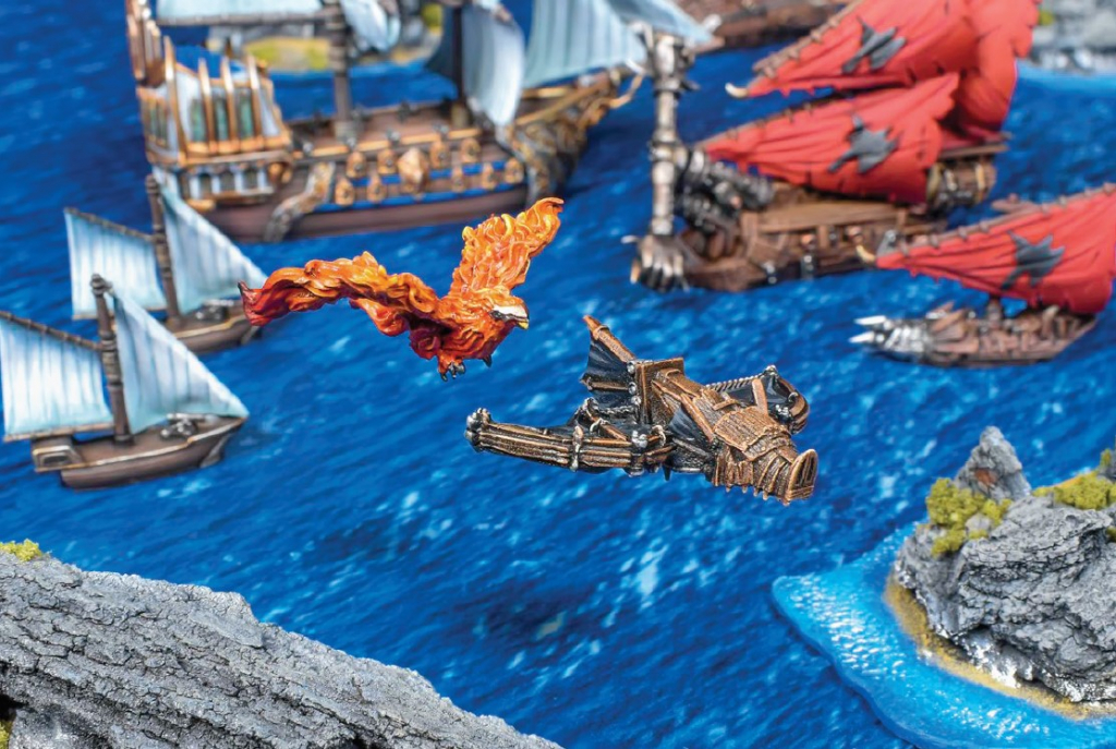 Armada Phoenix and Winggit