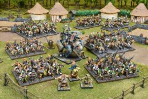 Halfling Mega Army Colourshot