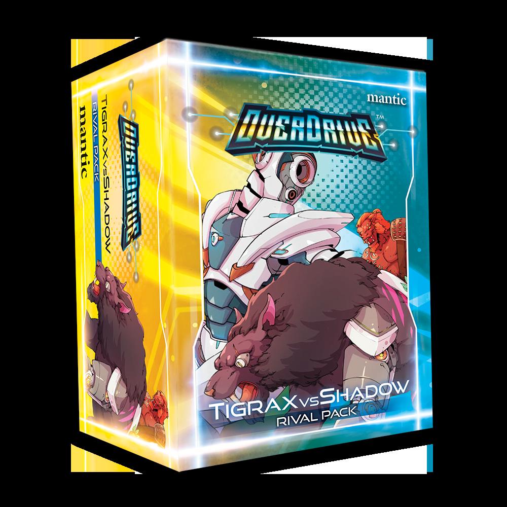 Rival Pack: Tigrax vs Shadow