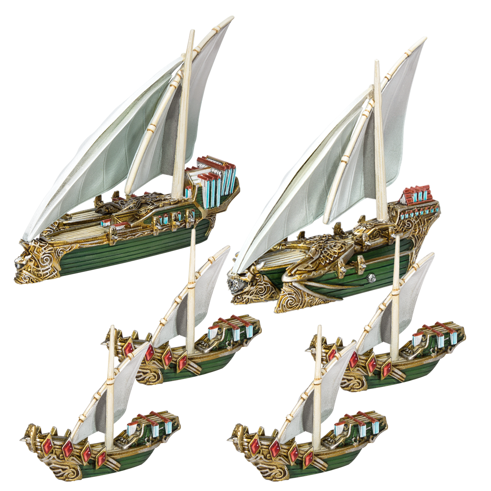 Elf Booster Fleet