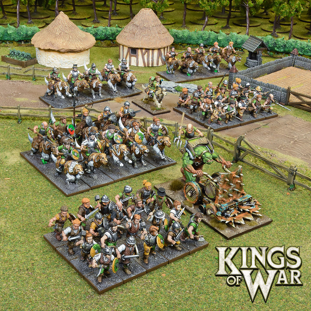 Halfling Army Beta List
