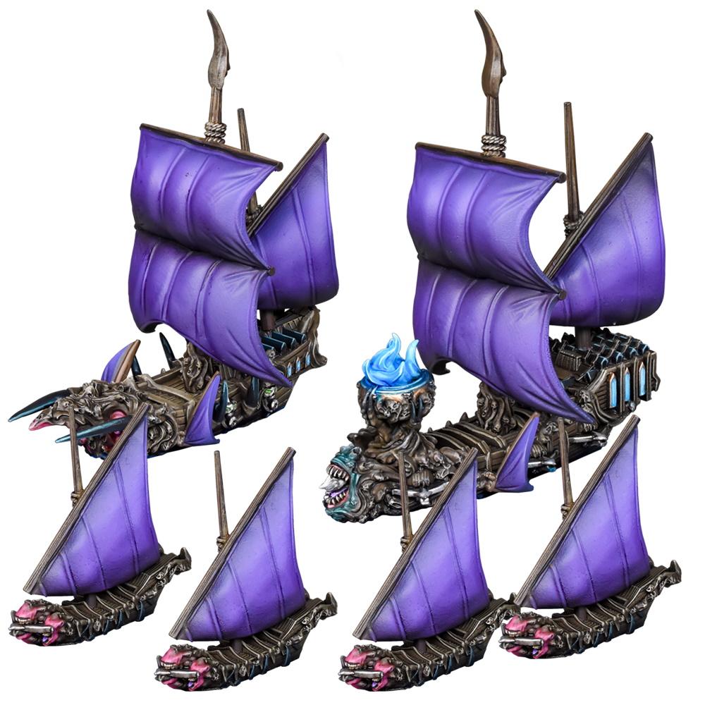 Twilight Kin Booster Fleet