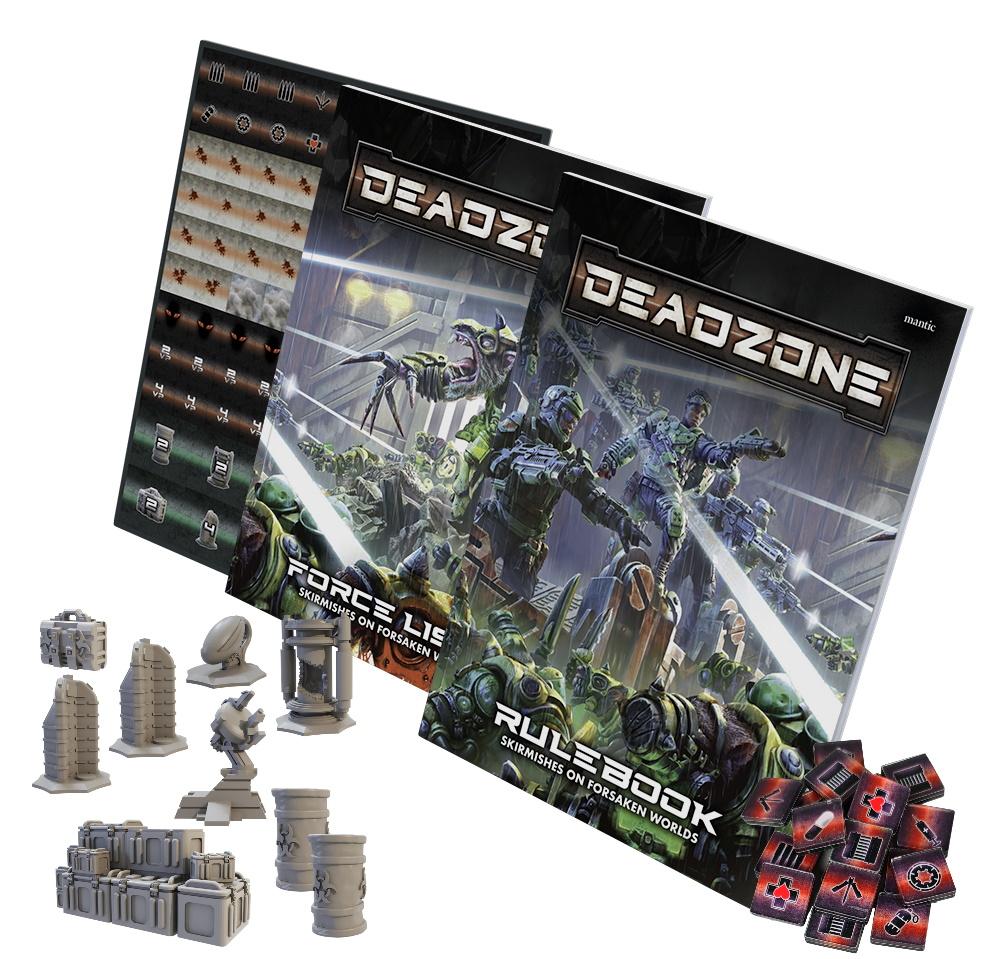 Deadzone 3rd Edition Veteran Bundle