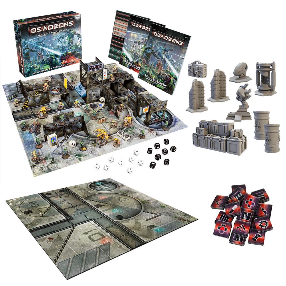 Deadzone 3rd Edition Getting Started Bundle