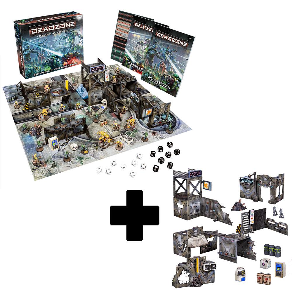 Deadzone 3rd Edition Terrain Bundle